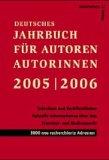 Deutsches Jahrbuch für Autoren 2005/2006